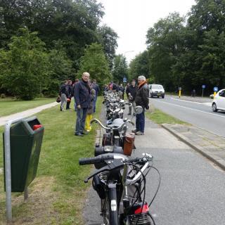 Solex 70 ans Hollande à Oosterbeek