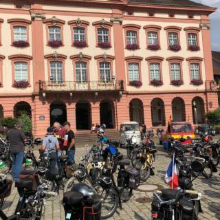 16ème sortie Franco-Allemande