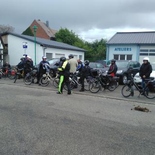 Sortie Haut Rhin 1er Mai 2017 Turckheim