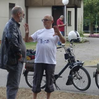 Sortie Franco-Allemande les 28 et 29 Juillet 2018