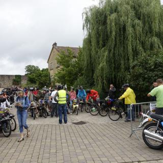 Cinquième « Rodemack Solex Tour » les 2 et 3 juin